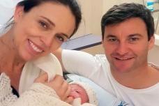 PICS: New Zealand PM Jacinda Ardern Gives Birth to Baby Girl