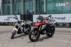 Make-in-India G 310 R and G 310 GS Launched, Most Affordable BMW Starting at Rs 2.75 Lakh - In Pics