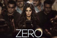 Movies First Look: SRK Unveils Katrina Kaif's First Look from Zero