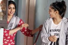 Sridevi's Array of Expressions From Her Last Commercial