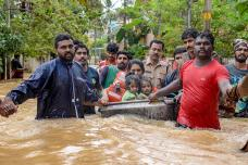 These Pictures Show Heroism And Catastrophe In Kerala