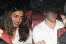 Priyanka Chopra and Her Fiancee Nick Visit Orphanage Post Engagement