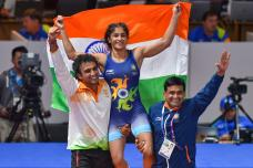 Asian Games 2018: Vinesh Phogat Wins Historic Gold for India
