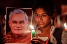 Nation Pays Homage to Former PM Atal Bihari Vajpayee