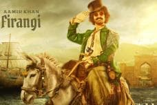 First Look of Aamir Khan as Firangi in Thugs of Hindostan