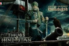 First look of Amitabh Bachchan as Khudabaksh in Thugs Of Hindostan
