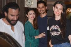 Kareena Kapoor Khan's Birthday Party: A Family Affair