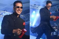 Akshay Kumar Turns Showstopper at Tech Fashion Tour 4.0