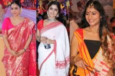 IN PICS | Bollywood Celebrities Visit Durga Puja 2018 Pandals