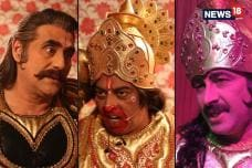 News18 Festivals: Bollywood Stars In Ramleela Roles