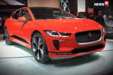 Paris Motor Show 2018: First Look of Jaguar I-Pace