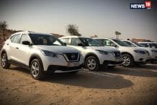 Watch: Nissan SUV Drive Experience in Dubai