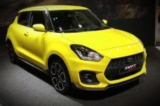 Paris Motor Show 2018: First Look of Suzuki Swift Sport
