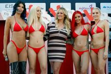 Stormy Daniels Opens German Erotica Show in Berlin