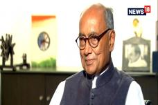 Virtuosity: Digvijaya Singh on Mayawati, PM Modi And MP Elections