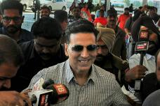 Airport Sightings: Akshay Kumar in Chandigarh, Probed by SIT