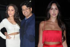 Bollywood Celebs Have a Blast at Milap Zaveri's Birthday Party