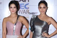 PICS| Bollywood Divas Glam Up Exhibit Tech Awards 2018