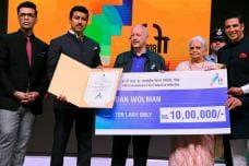 Karan Johar & Akshay Kumar Kick Off 2018 IFFI Opening Ceremony