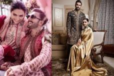 PICS: Ranveer Singh and Deepika Padukone's Fairytale Wedding