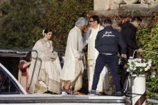 Pictures from DeepVeer's Big Fat Wedding in Lake Como, Italy
