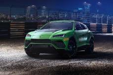 Lamborghini Urus ST-X Super SUV Concept - Detailed Image Gallery