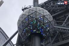 Times Square New Year's Eve Ball Gets New Sparkle