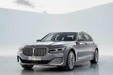 2020 BMW 7-Series Facelift Unveiled - Detailed Image Gallery