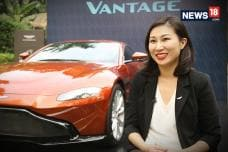 In Conversation With Nancy Chen, Aston Martin