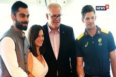 Australian Minister Says He Has 'Cricket Crush' On Kohli