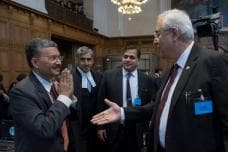 India Snubs Pakistan at ICJ as Diplomat Refuses to Shake Hands