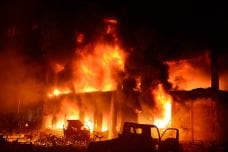 70 Killed as Massive Fire Engulfs Chemical Factory in Bangladesh