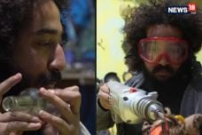 This Egyptian Musician Turns Trash Into Musical Instruments