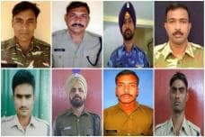 Pulwama Terror Attack: Photos of 40 CRPF Martyrs