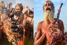 Kumbh Mela 2019: Thousands Take Holy Dip on 'Maghi Purnima'