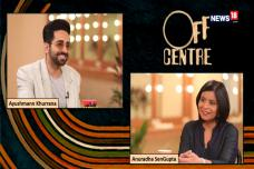 "Off Centre: ""Promise That My Films Will Be Interesting and Commercially Successful"" – Ayushmann Khurrana"