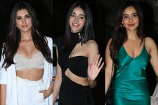 Punit Malhotra's Valentine Bash: Bollywood's Gen-Next Stars Party Hard