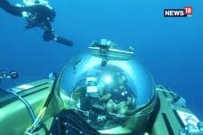 Deep-Diving Ocean Mission To Assess Fragile Coral Reefs