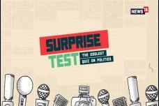 Surprise Test - The Coolest Quiz on Politics   Ep 01   SGTB Khalsa College, DU