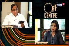 """Off Centre: """"The NYAY Program Will Cost Less Than 1% of The GDP"""" – P Chidambaram"""
