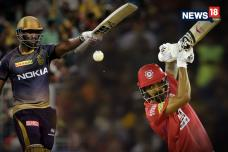 IPL 2019: KXIP Vs KKR, Can Russell And Narine Push KKR To Semifinals?