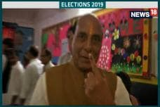 Elections 2019, 5th  Phase: 'Confident We Will Get Majority, Modi Will Become PM' Says Rajnath Singh