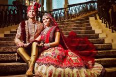 Celebs in News: Aarti Chabria Ties Knot With Visharad Beedassy