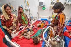Encephalitis Outbreak in Bihar's Muzaffarpur, Heart-Wrenching Photos