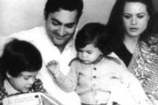 Happy Birthday Rahul Gandhi:Toddler Years of India's Hottest Bachelor