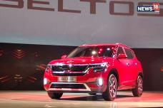 Kia Seltos SUV Unveiled in India, See Detailed Image Gallery