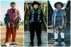 This Japanese Grandfather is Giving Major Fashion Goal on Instagram