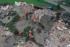 PHOTOS: Strong Earthquake Hits China's Sichuan Province