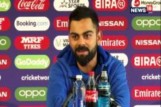 ICC WC 19: Our Bowling Attack Has Been One Of The Best Says Virat Kohli