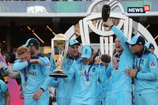 Englands Euphoria On Winning World Cup 2019​